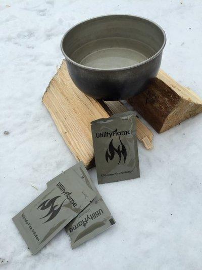 Utility Flame - 2 stycken á 37 ml