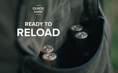 Quickloader Bag – för snabbare hagelskytte
