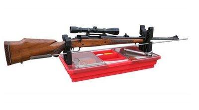Portabelt servicestöd för gevär - MTM