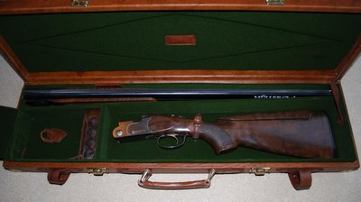Vapenkoffert 1+1