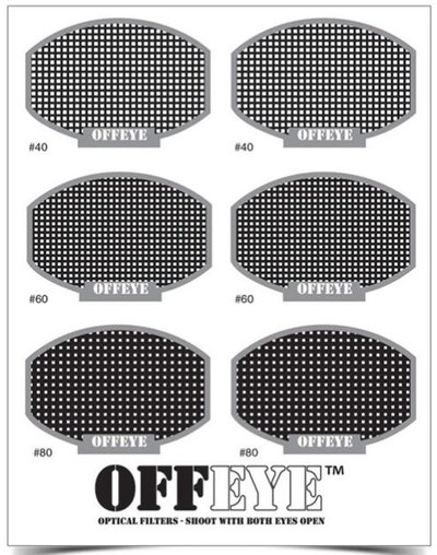 Off Eye Raster