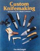 Custom Knifemaking av Tim McCreight