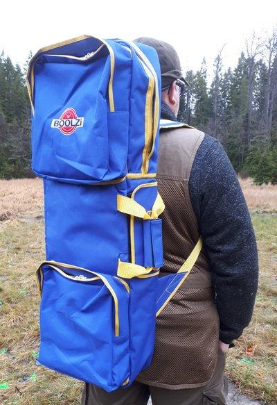 Ryggsäck för vapenkoffert