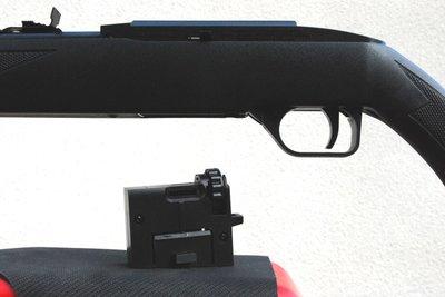 Crosman RepeatAir 1077 halvautomat 4.5 mm
