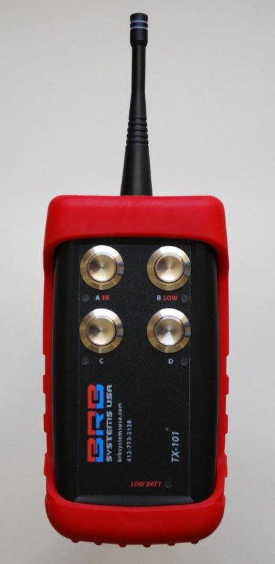 BRB Systems Practice/trådlöst 12V
