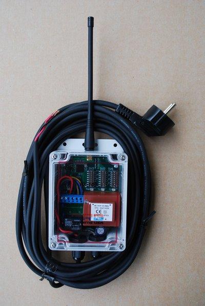 BRB Systems Practice/trådlöst 220V