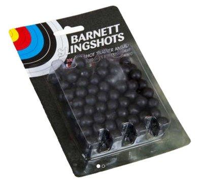 Barnett Slingshot plastammunition