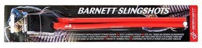 Barnett Slingshot gummiband (röda)