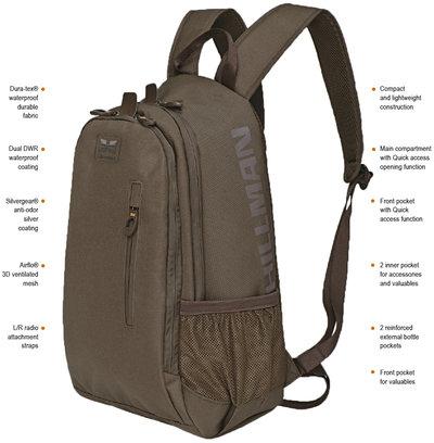 Hillman Hunter Pack  - Kompakt, praktisk och funktionell