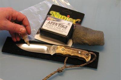 Napier Apex Edge knivvårdskit