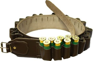 "Cartridge Belt - Patronbälte  ""Dubbel"""