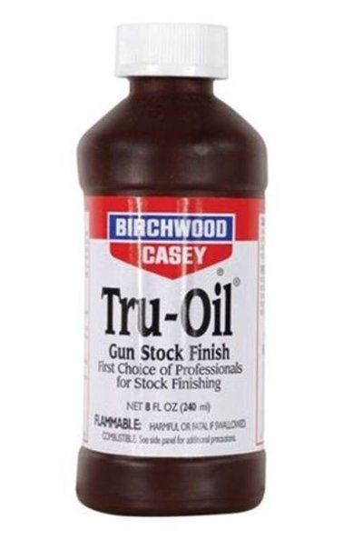 Birchwood Casey Tru-Oil stockolja, 236 ml