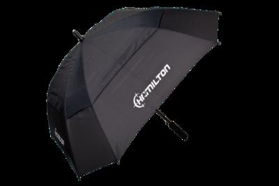 Hamilton stormparaply med ventilation