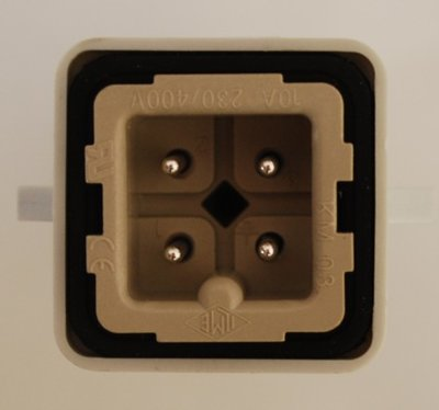 Laporte hankont 4-polig för releasekoppling