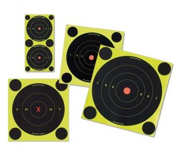 "Shoot-N-C 12"" pricktavla (5-pack)"
